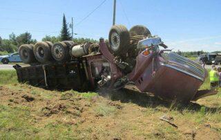 rollover truck attorney case results mn